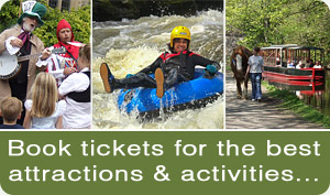 Click here to book activities and attractions...
