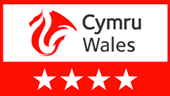 4 Star Accommodation Visit Wales